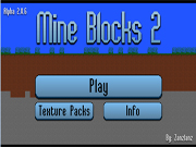 Mine Blocks 2 Game